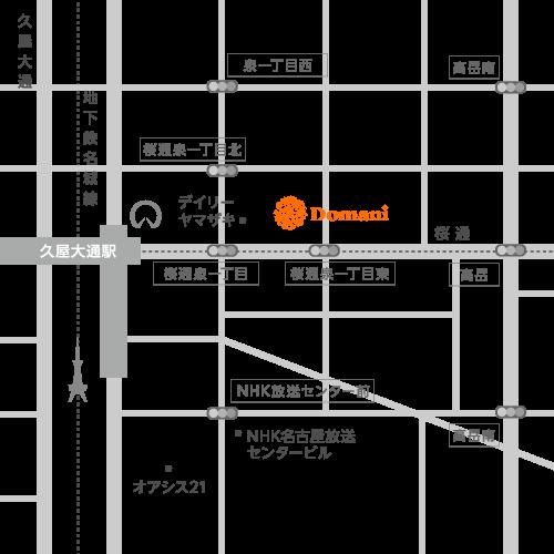 泉店MAP