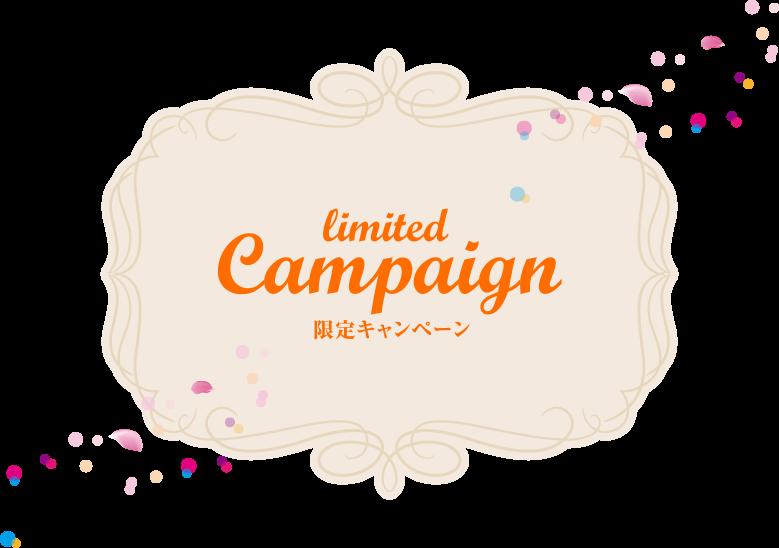 限定キャンペーン